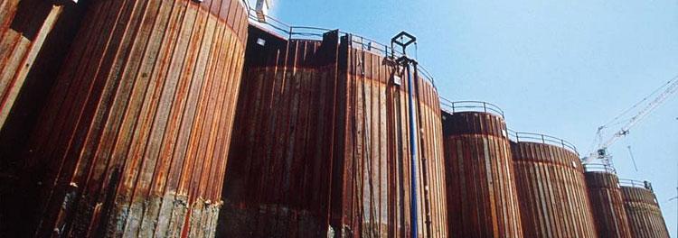 Palplanche Murs Coffrets